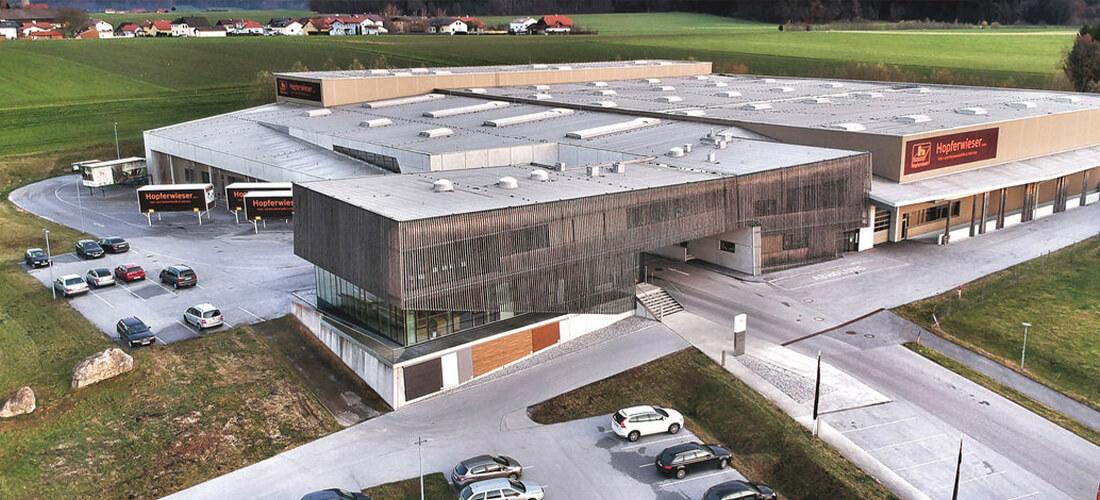 Jobs bei Tschabrun - Hopferwieser GmbH in Salzburg