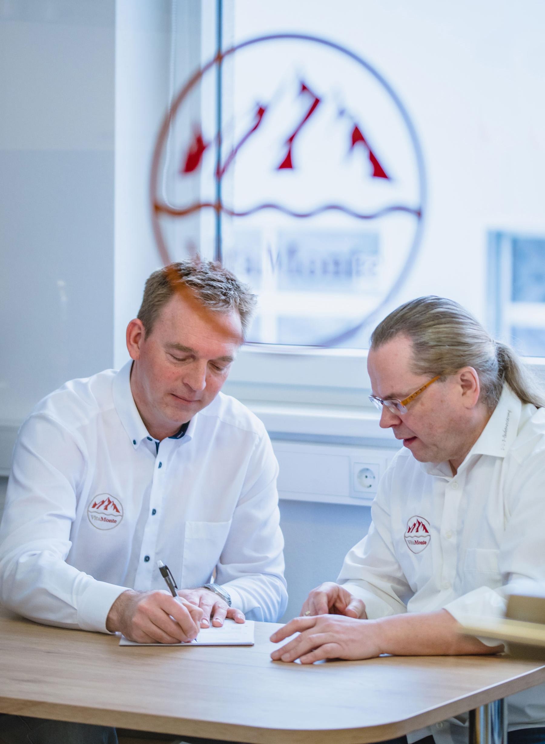 Jürgen Harald Büro VitaMonte GmbH