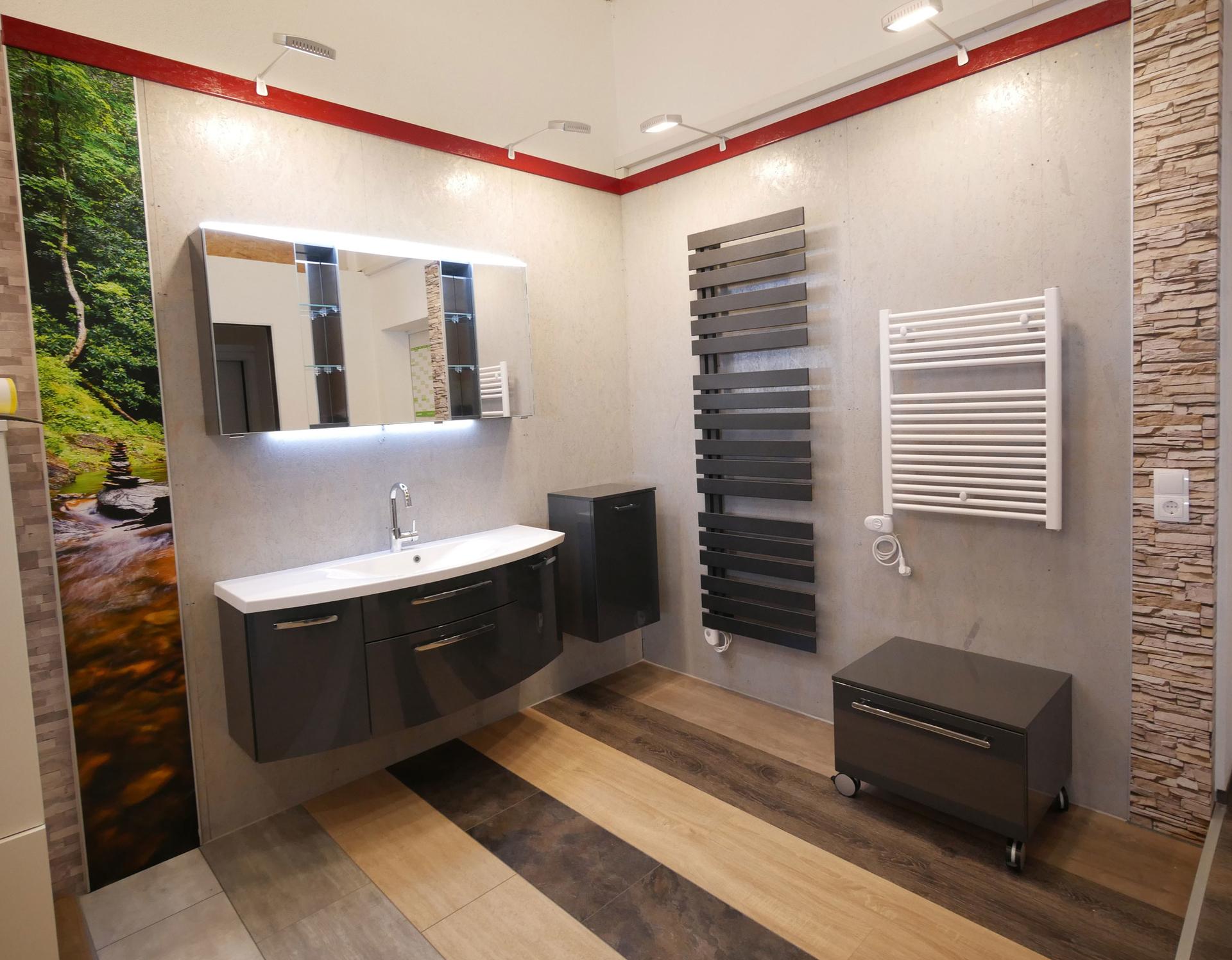Badezimmer renoviert von VitaMonte GmbH in Salzburg