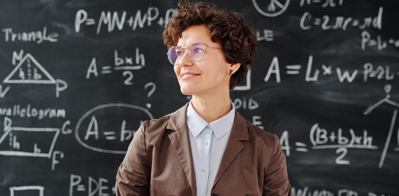 Was macht ein*e Lehrer*in?